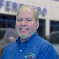Rick Greaves at Bob Ferrando Ford Lincoln Sales Inc