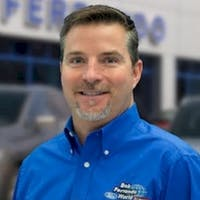Shawn Haas at Bob Ferrando Ford Lincoln Sales Inc