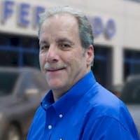 Dana Greenawalt at Bob Ferrando Ford Lincoln Sales Inc