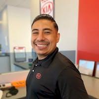 Eric Espinoza at Kia of Carson