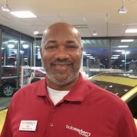 Tim Smith at Bob Mayberry Hyundai