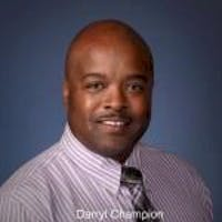 Darryl Champion at Perkins Motors