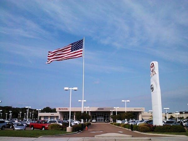 Wolfchase Toyota, Cordova, TN, 38016