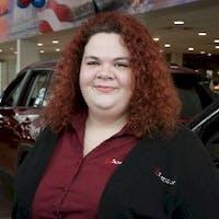 Alisha Slavko at Suburban Chrysler Dodge Jeep Ram of Troy