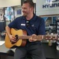 Shawn Brown at Tustin Hyundai