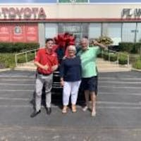 Jeremy Goldsworthy at Fort Wayne Toyota Lexus Kia