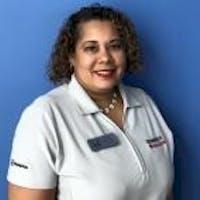 Rosa Ortega at Headquarter Honda