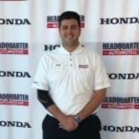 DYLAN HARTWELL at Headquarter Honda