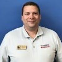Mike Gippert at Headquarter Honda
