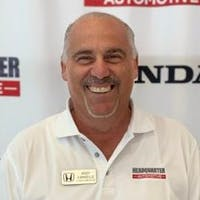 Andy  Cardelle at Headquarter Honda