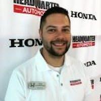 Dean Lukaszewski at Headquarter Honda