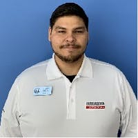 Ruben Gomez at Headquarter Honda