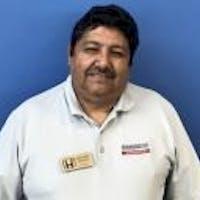 Jose Guevara at Headquarter Honda