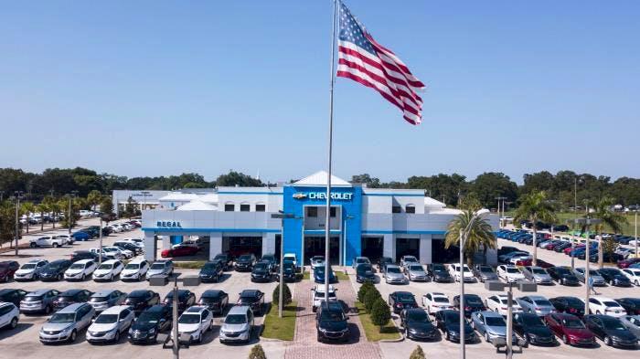 Regal Kia Lakeland, Lakeland, FL, 33801