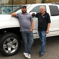 Royce Yoder at Sarchione Ford