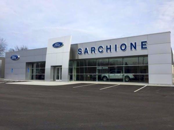 Sarchione Ford, Randolph, OH, 44265