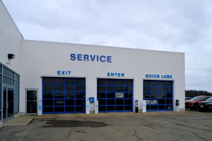 Donley Ford of Shelby, Shelby, OH, 44875