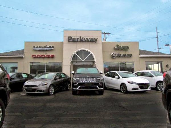 Parkway Chrysler Dodge Jeep Ram, Dover, OH, 44622