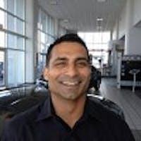 Ron Khanna at Toyota Town of Stockton