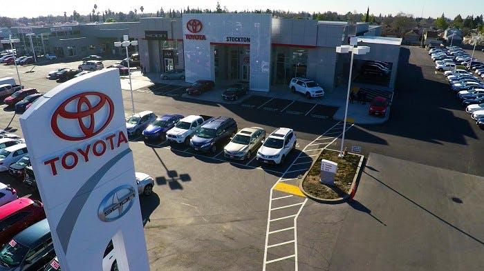 Toyota Town of Stockton, Stockton, CA, 95210