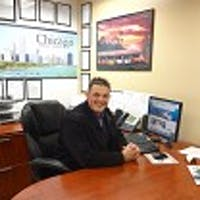 Nick  Hubbs  at Greater Chicago Motors
