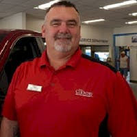 John thayer at Kunes Country Chevrolet of Morrison