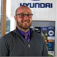 Frank Povis at Dean Team Hyundai