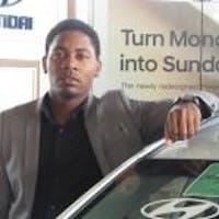 Jamel Heard at Dean Team Hyundai