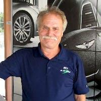 Bill Buchholz at Dean Team Hyundai