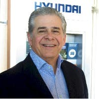 Tommy Daher at Dean Team Hyundai