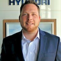 Gordon Goevert at Dean Team Hyundai