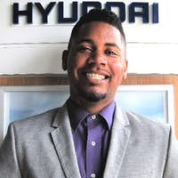 Jamel Heard at Dean Team Hyundai