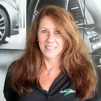 Kathy Brand at Dean Team Hyundai