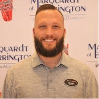Brian  Safstrom at Marquardt of Barrington Buick GMC