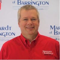 Tim  Holloway at Marquardt of Barrington Buick GMC