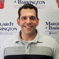 Mike Pandocchi at Marquardt of Barrington Buick GMC