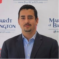 Ruben Perez at Marquardt of Barrington Buick GMC