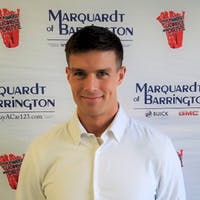 Blake Leach at Marquardt of Barrington Buick GMC
