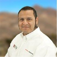 Sam Ornelas at Sonora Nissan