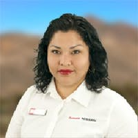 Christina Hernandez at Sonora Nissan