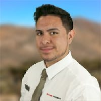 Esteban Juarez at Sonora Nissan