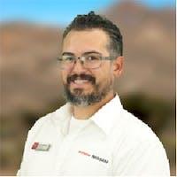 Eric Pastrana at Sonora Nissan