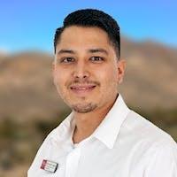 Samuel  Lopez at Sonora Nissan