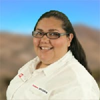 Melissa Contreras at Sonora Nissan