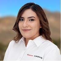 Fernanda Ortiz at Sonora Nissan