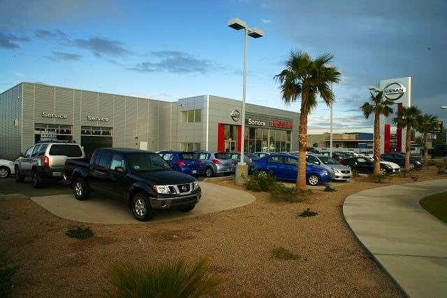 Sonora Nissan, Yuma, AZ, 85365