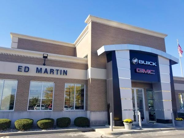 Ed Martin Gmc >> Ed Martin Buick Gmc Buick Gmc Used Car Dealer Service