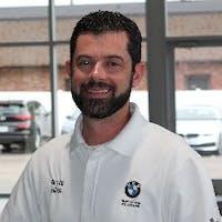 Bryan Hiles at BMW of West Saint Louis - Service Center