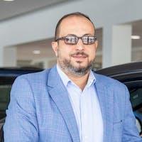 Adam Ishac at BMW of West St. Louis