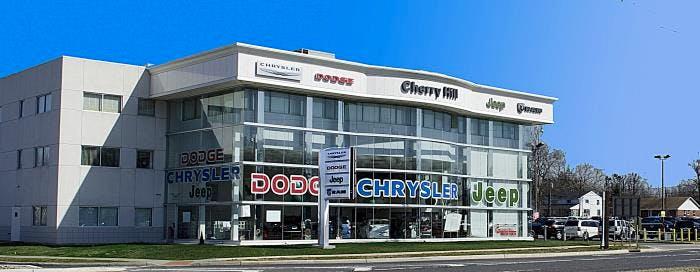 Cherry Hill Dodge >> Cherry Hill Dodge Chrysler Jeep Service Center Chrysler